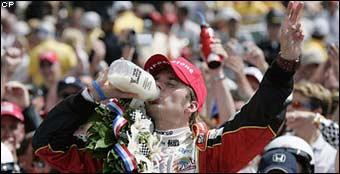 2005 Indy-500 Champion-Dan Weldon